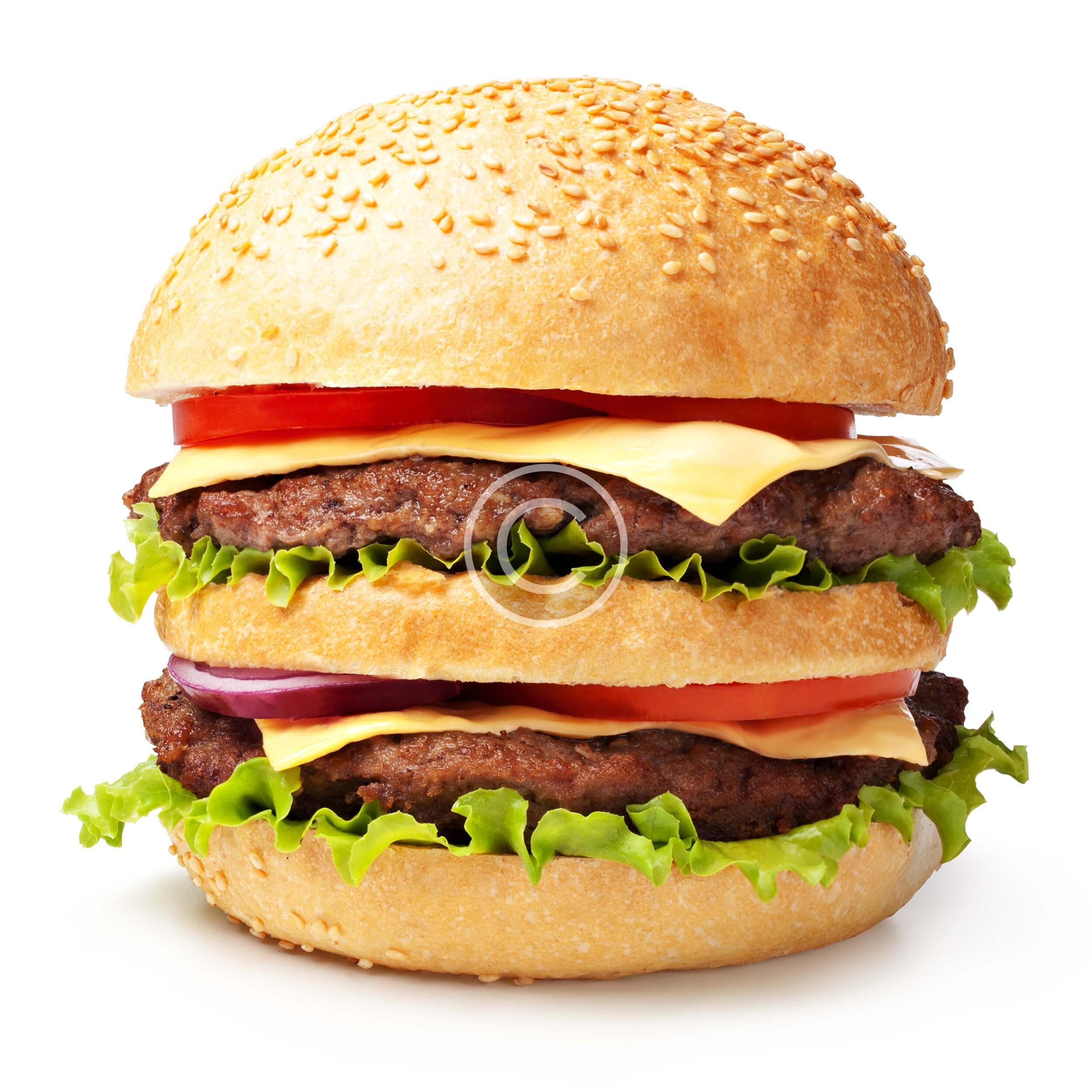 Double Classic Burger